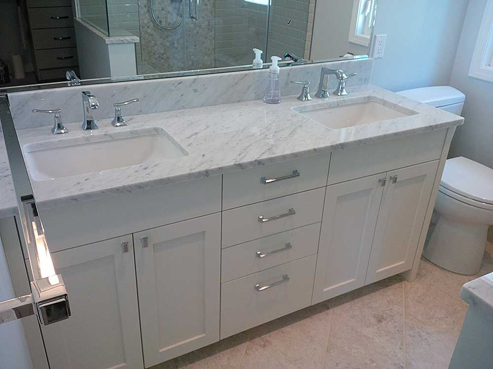 Bathroom Renovations by professionals quality bathrooms