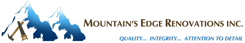 Mountain's Edge Renovations