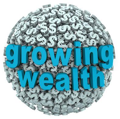 Joint Venture Growing Wealth